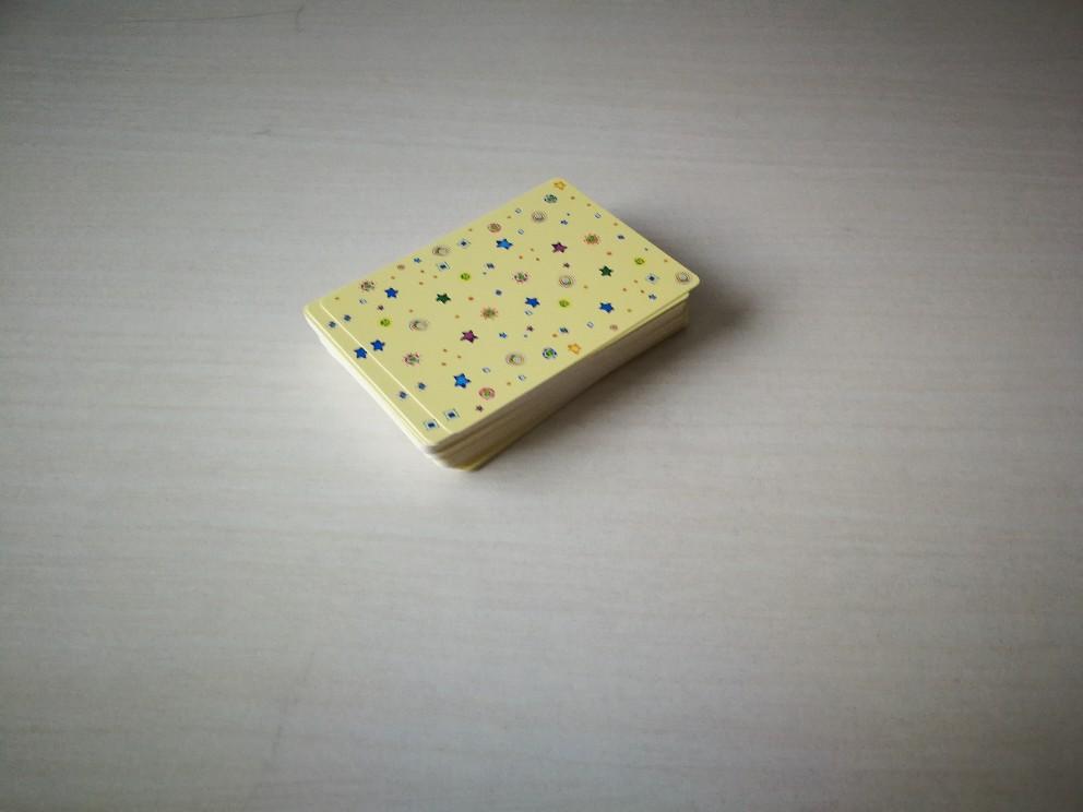 カードの束